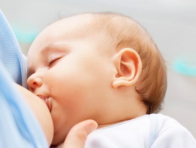 Когда и как появляется молоко у беременных 59