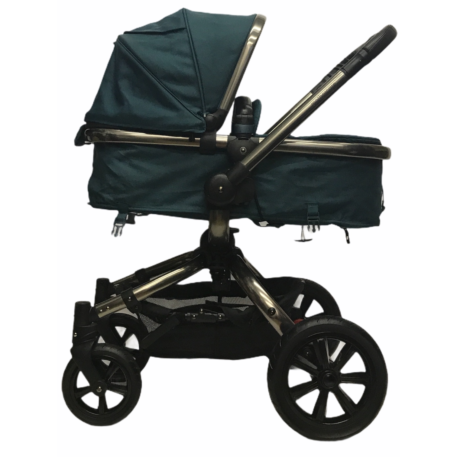 Mothercare Orb AT Deluxe Puchchair & Carrycot  - Teal