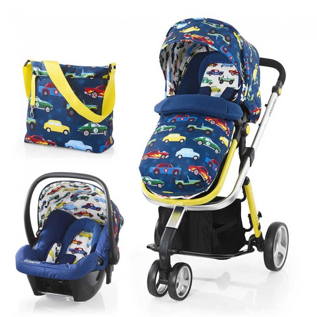 Cosatto Woop Travel System - Rev Up